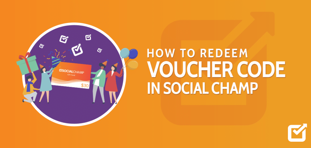 How to redeem a voucher