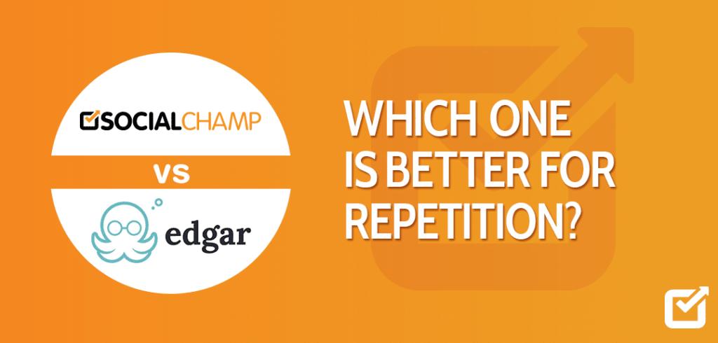 Social Champ vs Edgar