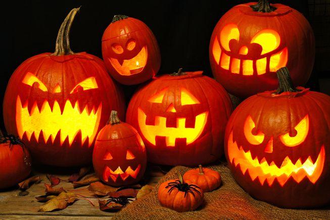 Halloween social media ideas