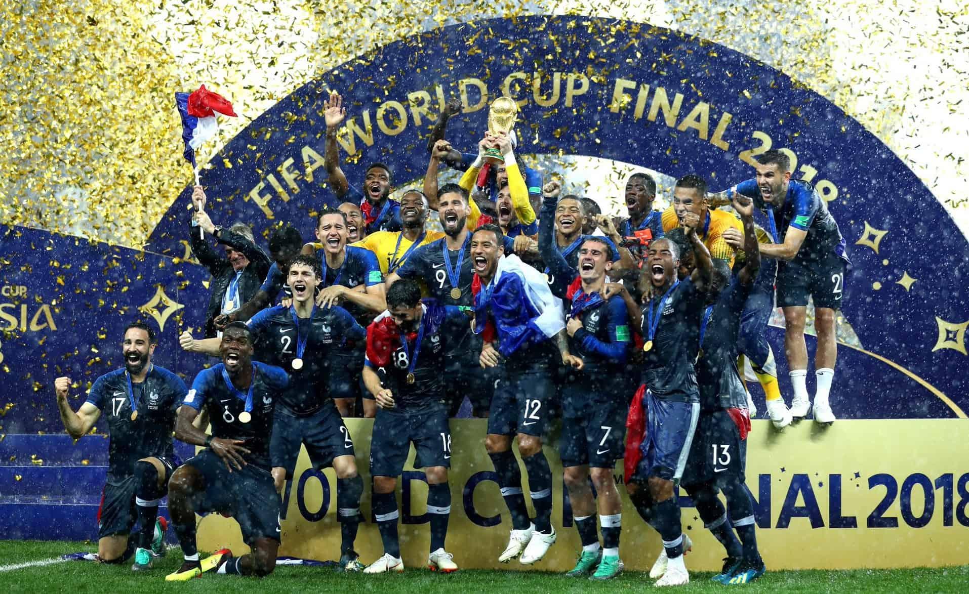 France football champ