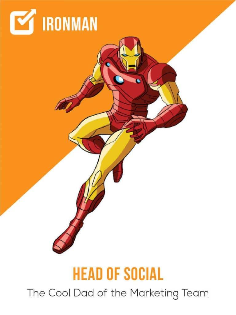 Head of Social