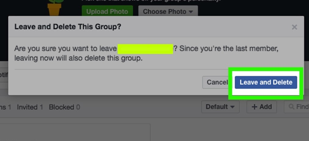 How to Delete a Facebook Group Using a Desktop